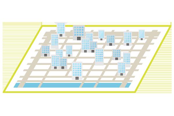 大阪ミナミの心斎橋エリアに営業エリアを絞っています