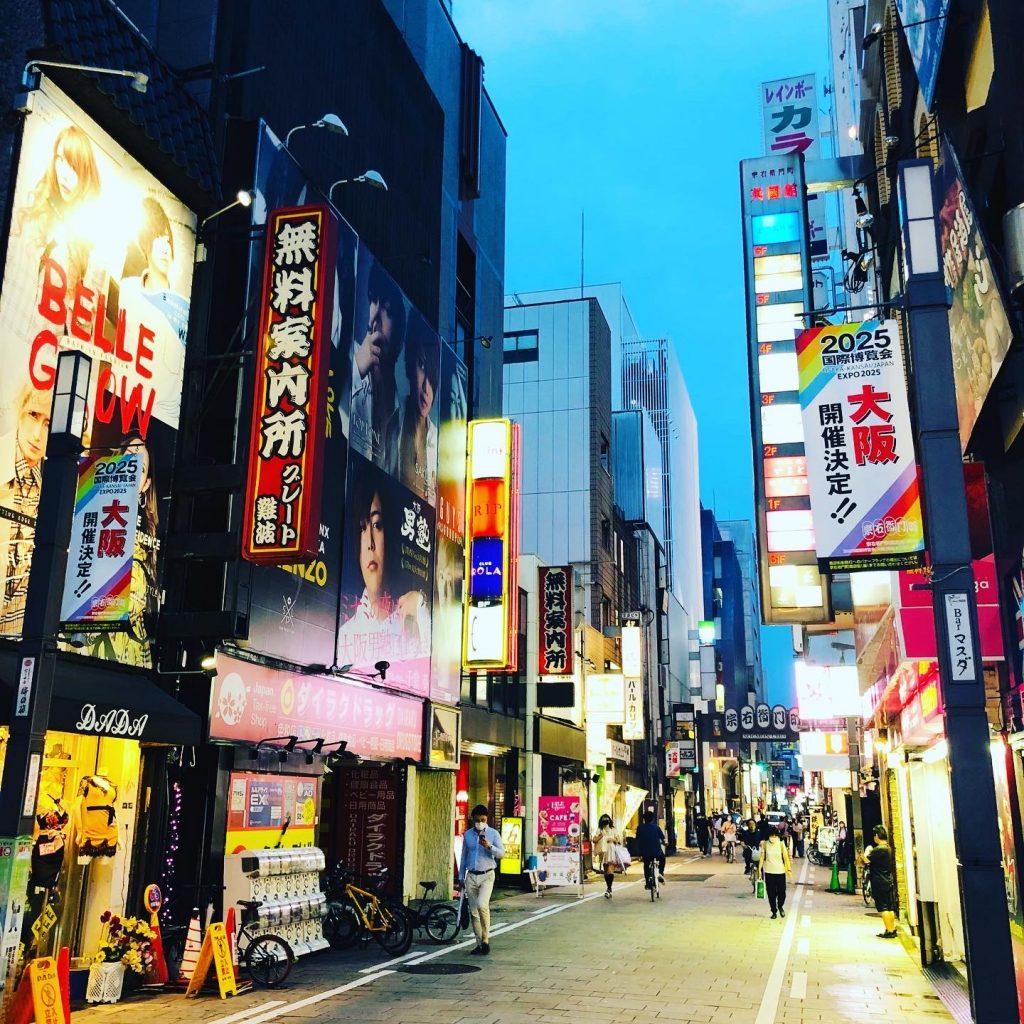 ミナミ心斎橋で飲食店舗を探すなら賃貸店舗専門の不動産屋がおすすめ