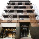 客室244室14F建て 心斎橋ホテルフェリーチェグランドオープン