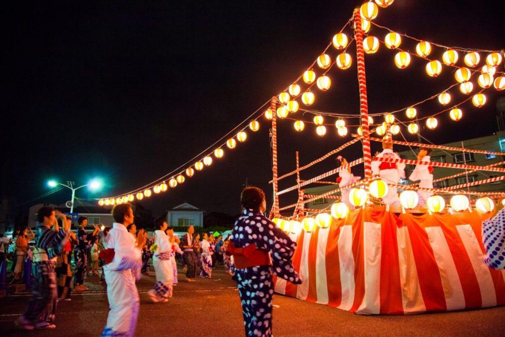 盆踊り|ミナミ心斎橋で働く貸店舗専門不動産社長のブログ