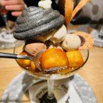 【夜パフェ専門店】心斎橋で飲んだ後のシメはココ!これまでの常識が変わりました